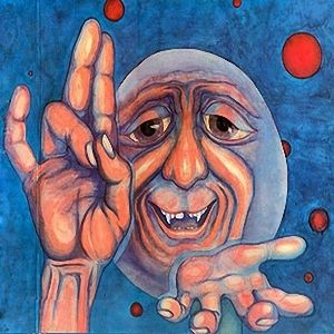 King Crimson Awesome graphic a truly drippy experience