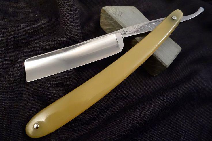 J.A. Henckels 11/16 - Mint Vintage Solingen Straight Razor - Shave Ready