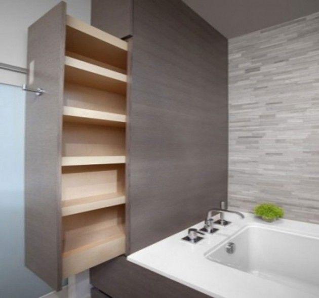 Creative Bathroom Storage Ideas Photos Design Ideas