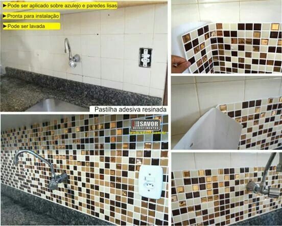 stylish bathroom tiles pastilha adesiva www savor br decora 231 227 o sem sujeira 14588