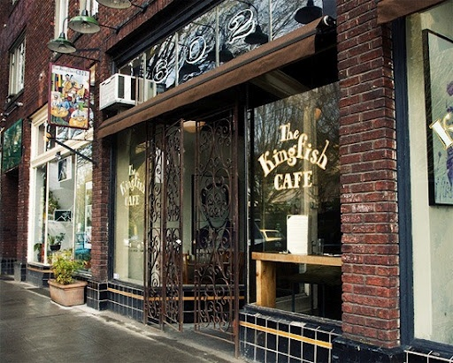 1000 images about salvaged at earthwise on pinterest for Fish restaurant seattle