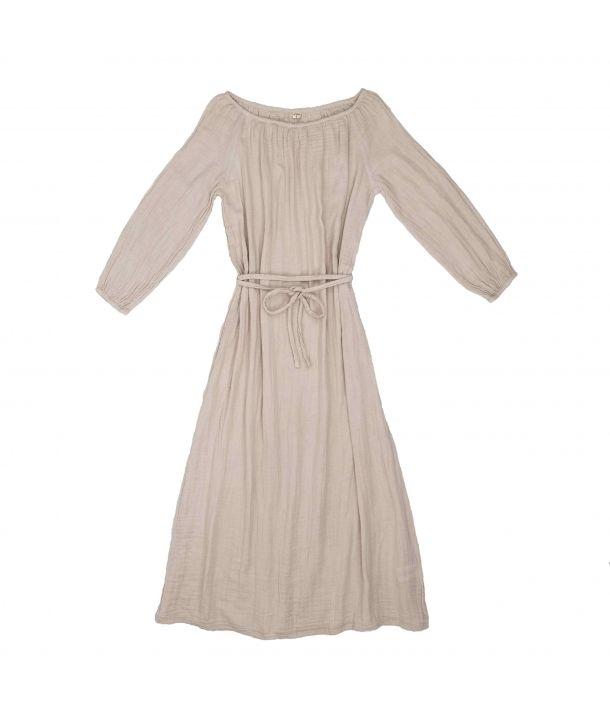 Dress for mum long powder