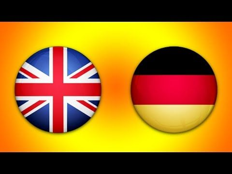 Audio Dictionary: English to German - YouTube