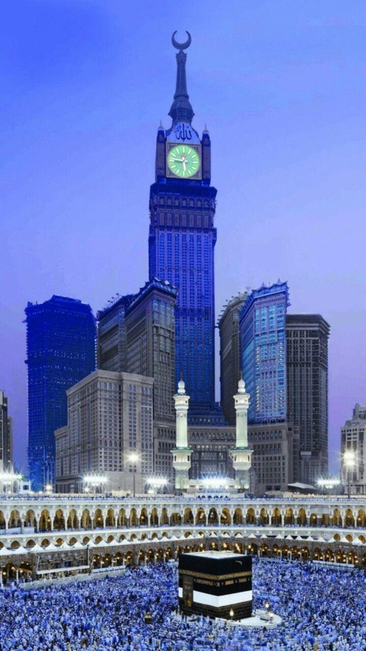 Makkah Royal Clock Tower, Mecca