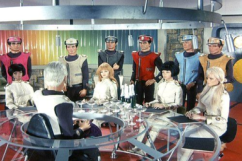 """Captain Scarlet and the Mysterons,"" 1967"