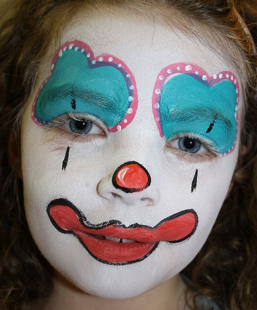 43 best images about circus on pinterest party - Pinturas para halloween ...