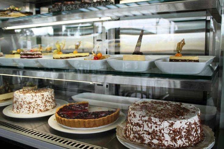 Si tu debilidad son las tortas y los postres RITUS es el lugar indicado para ti...