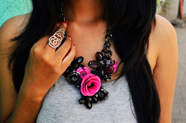 Get set ready for Youshine summer with Sarika Nagdeo.  Shop the Youshine ring here >> http://buff.ly/1wQpcNe