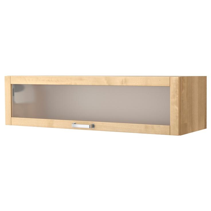 VÄRDE Wandvitrine - weiß - IKEA