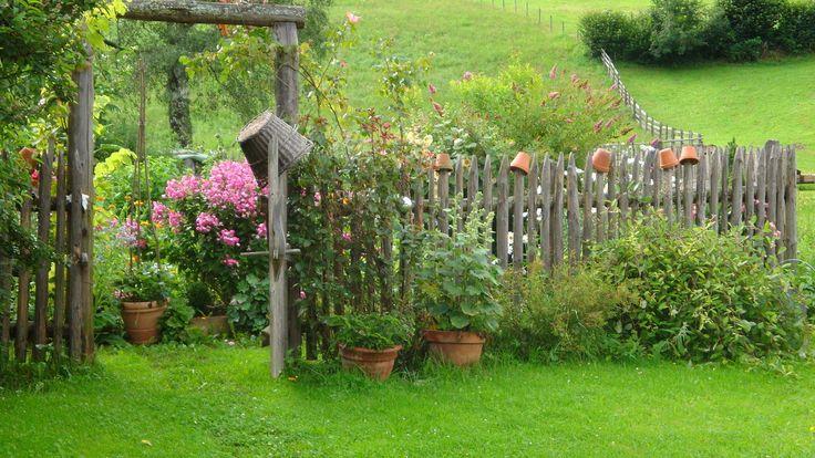 Eingang bauerngarten garten pinterest g rten for Jardin anglais pinterest