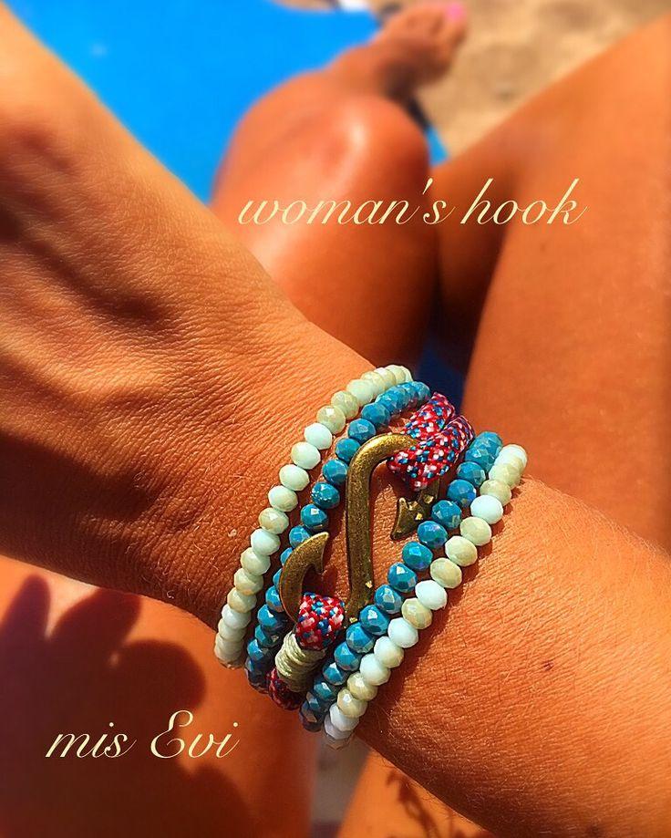 Woman's hook!!!! Handmade bracelets