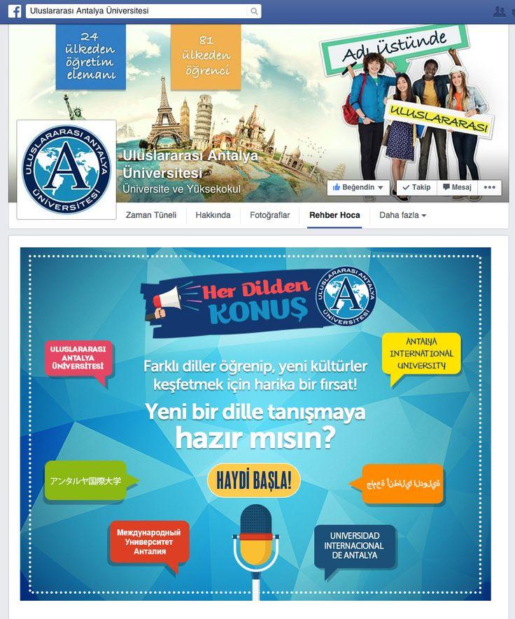Uluslararası Antalya Üniversitesi / Oyun Uygulaması - 2
