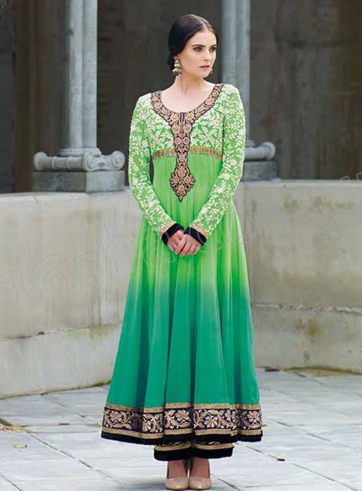 Latest Design Ladies: Latest-Anarkali-Dresses-Designs-2014-for-Ladies-2