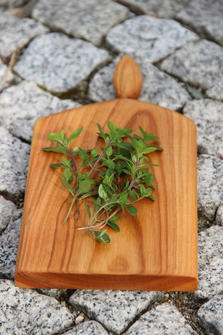 cherry with thyme