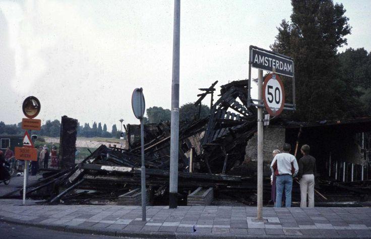 Ooster Ringdijk 149 - 1980 .<br />Foto: Pierre de Boer