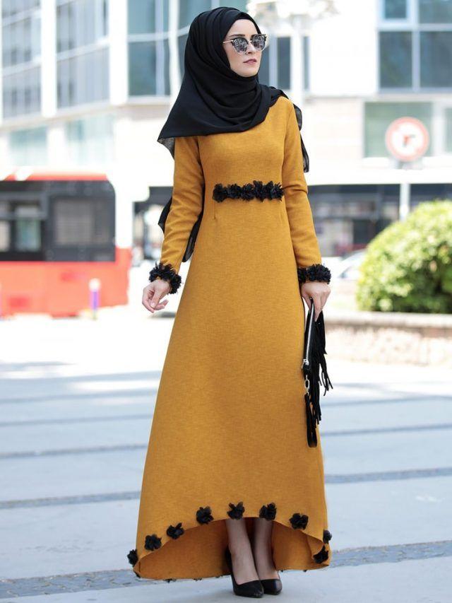 Yeni Sezon Elbiseler Modanisa Da Yeni Sezon Modanisa Com Tesettur Abiye Elbise Modelleri Arasind Muslim Fashion African Fashion Ankara Kurti Designs Party Wear