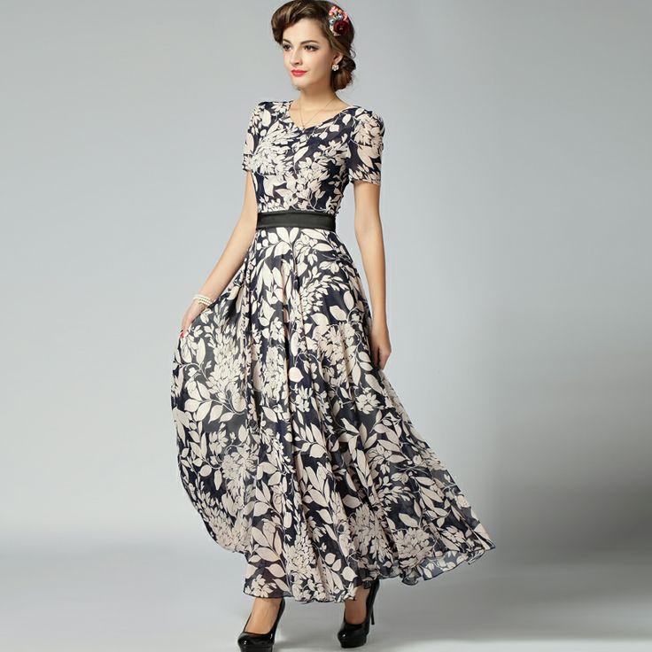 Simple WOMENu0026#39;S MIDI LONG SUMMER BOHO GYPSY HIPPIE TENT V-NECK MAXI DRESS DRESSES LOOSE | EBay