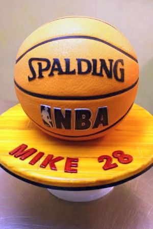 Final Four Basketball Cake | Devour The Blog: Cooking Channel's Recipe and Food Blog
