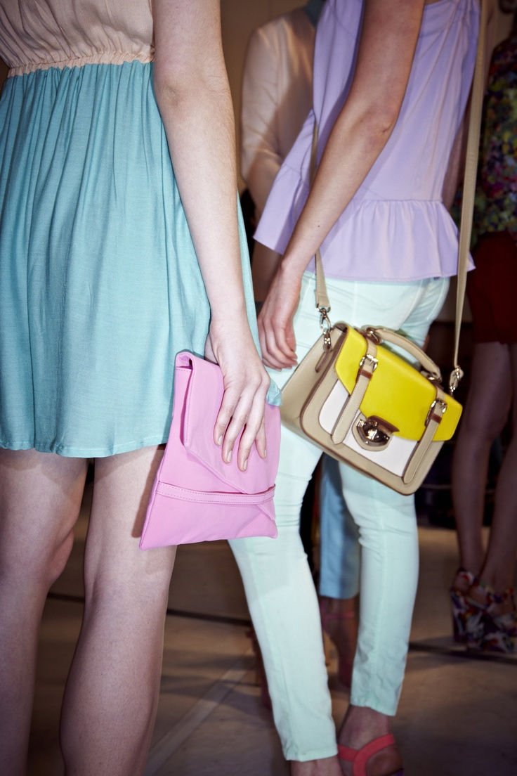 Plenty of Pastel with THE ICONIC Edit @ 30 days of Fashion and Beauty