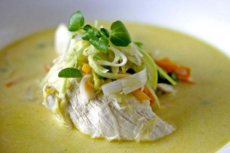 Gentse Waterzooi met kip - bekijk dit recept op keukenrevolutie.be