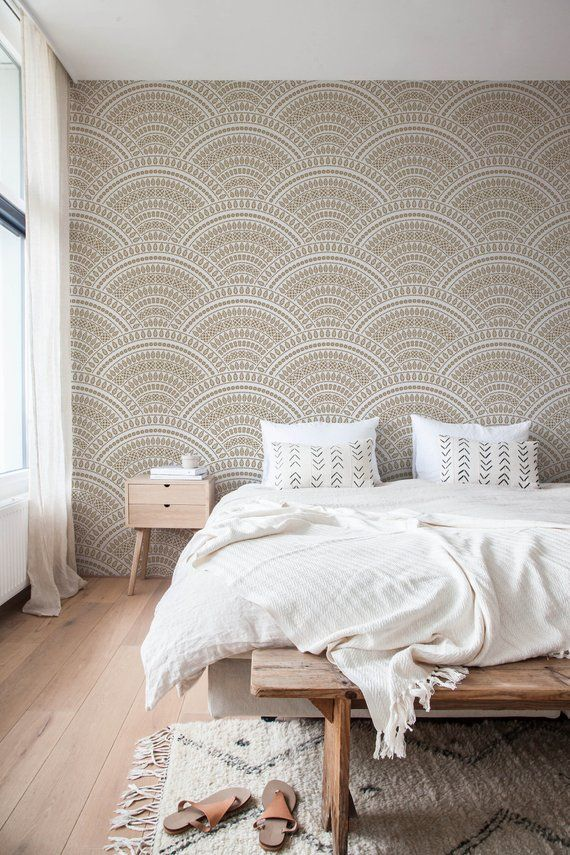 Removable Wallpaper Peel And Stick Wallpaper Wall Paper Wall Etsy Temporary Wallpaper Removable Wallpaper Wall Decor