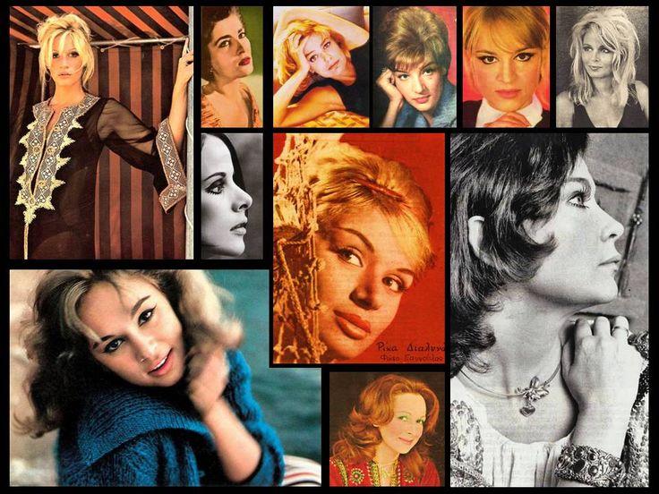 Μελίνα Μερκούρη, Ειρήνη Παππά, Ρίκα Διαλυνά, Ζωή Λάσκαρη, Έλενα Ναθαναήλ, Αλίκη Βουγιουκλάκη, Τζένη Καρέζη, Μάρω Κοντού, Άννα Φόνσου, Μέμα Σταθοπούλου & Εύη Μαράντη.
