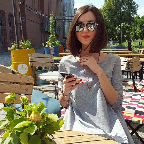 Daisy Line wearing Solano #eyewear #fashion #fashionblogger #summer #sunglasses