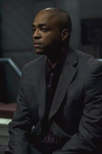 Cylon Number Four - Simon O'Neill played by Rick Worthy