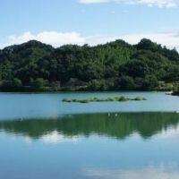 大塩湖(大潮ダム) 写真・画像【フォートラベル】|富岡・甘楽
