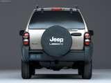 Jeep Liberty spare tire