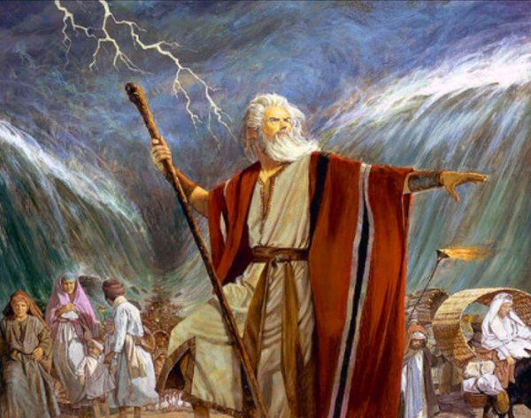 Moisés levara o povo da escravidão ao início da estrada para a liberdade. As próprias pessoas testemunharam D'us no Monte Sinai, o único momento em toda a história quando um povo inteiro se tornou o destinatário da revelação.