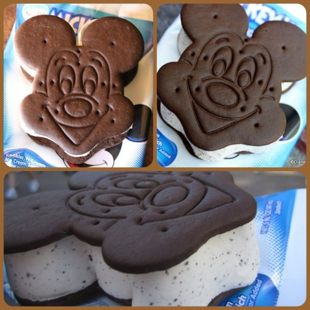 mickey mouse ice cream sandwich disney pinterest ice mickey mouse and sandwiches. Black Bedroom Furniture Sets. Home Design Ideas
