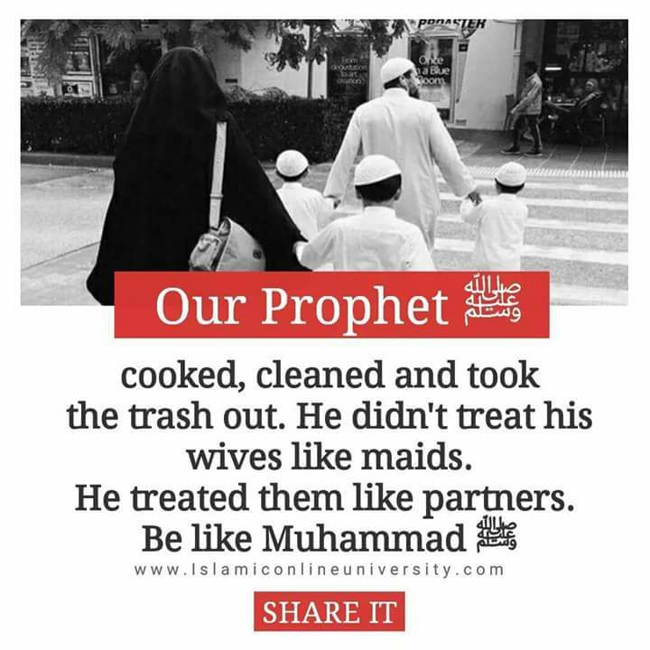 Follow Sunnah and be fair, loving and generous with your wife.