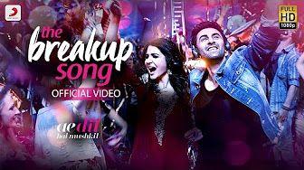 Cutiepie - Ae Dil Hai Mushkil | Karan Johar | Ranbir | Anushka | Pritam | Pardeep I Nakash - YouTube