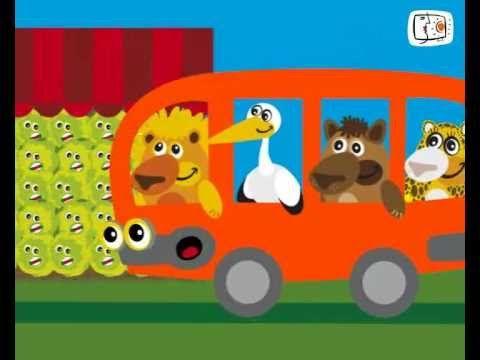 ΕΝΑ ΓΡΑΜΜΑ ΜΙΑ ΙΣΤΟΡΙΑ - Το Λαχανιασμένο Λεωφορείο (Λ) - YouTube