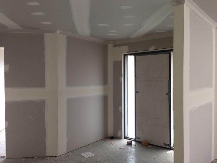 Gyprock Plasterboard walls