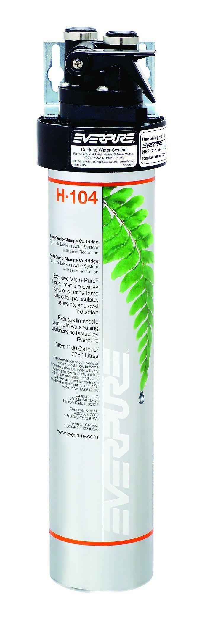 I Filtri Everpure hanno un esclusivo sistema di filtrazione ai carboni attivi in grado di eliminare cattivi odori e sapori dall'acqua del rubinetto di casa! www.termoidraulicarv.com