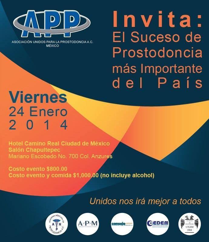 Kavo Kerr Group presente en el Suceso de Prostodoncia más Importante del País, el próximo 24 de enero.   Estaremos en el stand 18, ¡visítenos!