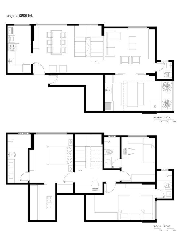 62 melhores imagens de arquitetura no pinterest. Black Bedroom Furniture Sets. Home Design Ideas