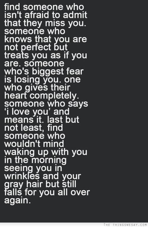 Find love...