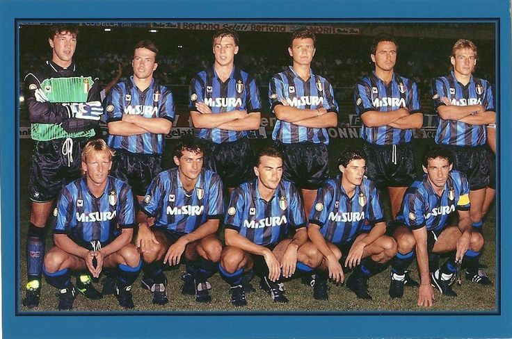 Inter de Milán temporada 89 / 90