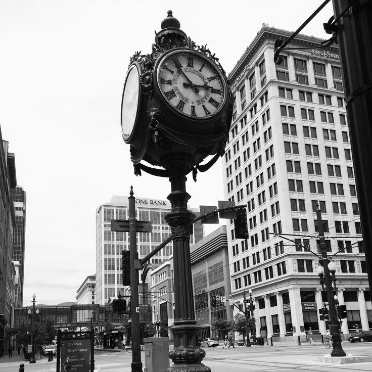 Places To Live Salt Lake City: Historic Downtown. Salt Lake City.