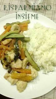 Risparmiamo Insieme - Let's save together: Il riso indiano con tacchino e verdure di Ella  - ...