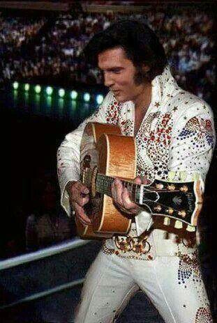 The King Elvis Presley