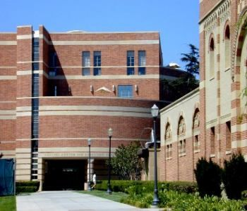 UCLA - Anderson School of Business....where Brett goes to class for EMBA program!