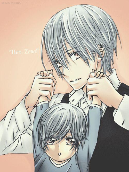 Zero & Ren Kiryu (Son)