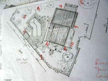 pour le début organiser une course d'orientation dans le jardin pour savoir se repérer avec un plan puis une course d'orientation avec outils (boussole, compas, )