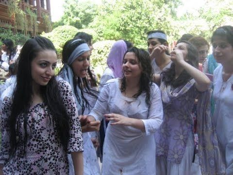 Punjab College Student Girls are Dancing On Iqbal Day Very Hot and sexy..: Punjab College Student Girls are Dancing On Iqbal Day Very Hot…