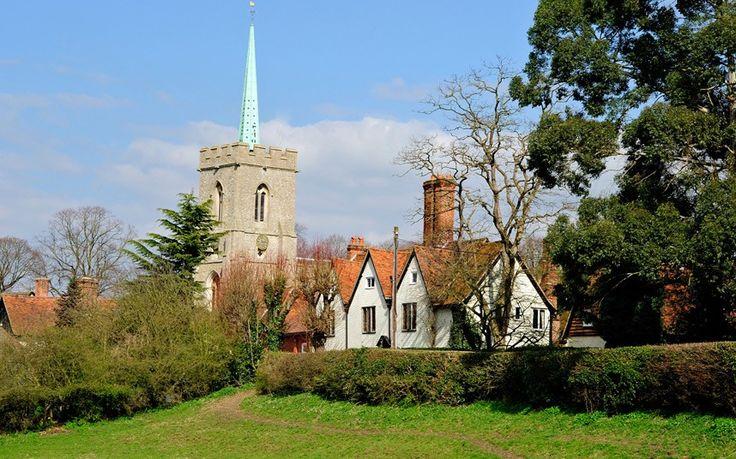Relocation hotspots - Bishops Stortford