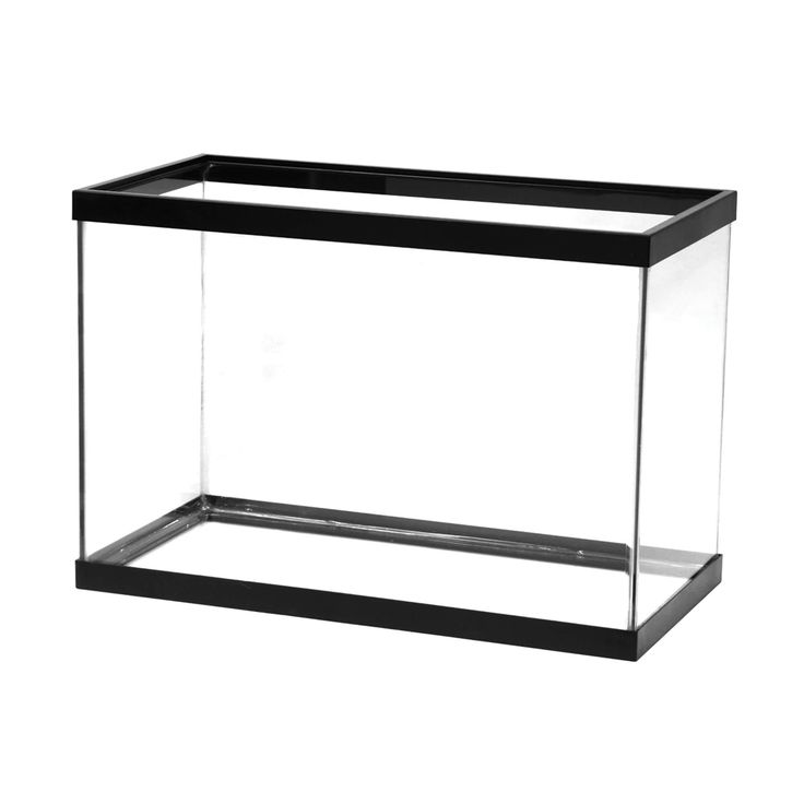 Aqueon Standard Glass Rectangle Aquarium is made with care to ensure this all glass aquarium can stand up to almost any application.